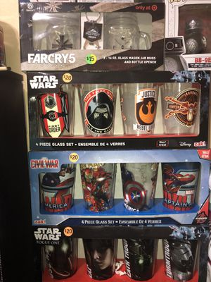 Star Wars cups for Sale in The Bronx, NY