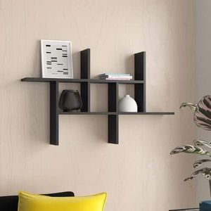 Black 4 Piece Accent Shelf for Sale in Los Angeles, CA