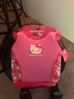 Hello kitty floatation trainer for Sale in Portland, OR