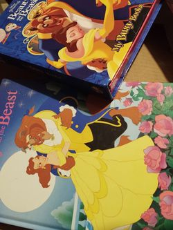 Beauty And The Beast Books And Figures for Sale in Dearborn,  MI