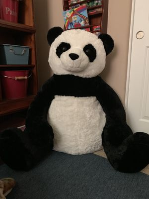 Giant panda bear new great for nursery or Father's Day toys for Sale in Chandler, AZ