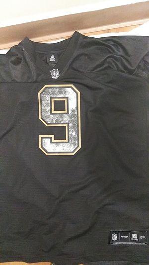 NFL JERSEY 2X SAINTS DREW BREES # 9 for Sale in Phoenix, AZ