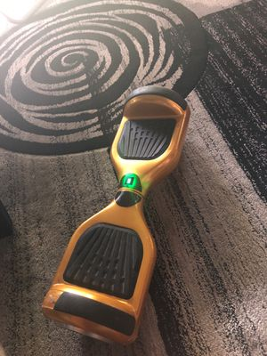 Gold Hoverboard for Sale in Indianapolis, IN