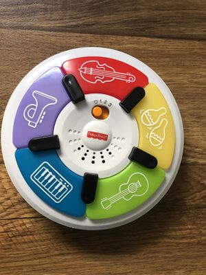 Fisher Price Learn with Lights Piano Toy for Sale in Denton, TX