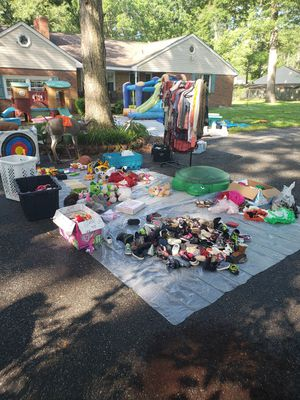 Kids clothes, toys ,strollers and more for Sale in Virginia Beach, VA