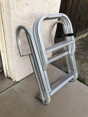 Deck boat ladderFour step for Sale in Phoenix, AZ