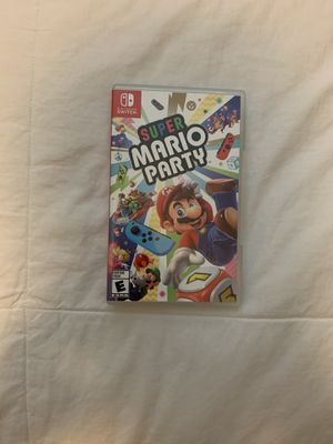 Super Mario Party Nintendo Switch for Sale in Miramar, FL