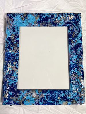 Custom painted picture frame ! for Sale in Delray Beach, FL