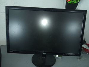 Asus 60hz monitor 1080p 22 inch for Sale in Oskaloosa, IA