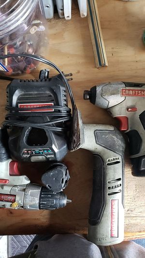 Craftsman power tool set. Working for Sale in Forked River, NJ