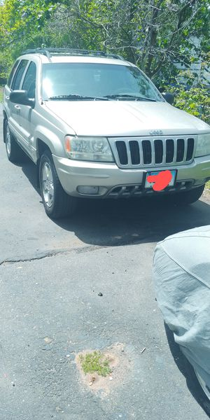2003 Jeep Grand Cherokee Limited 8 cylinders 4.7 for Sale in Hamden, CT