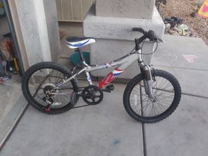 """20"""" k2 mountain bike 5 speed for Sale in Youngtown, AZ"""