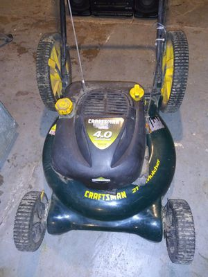 Craftsman Lawnmower 4.0 Mucher for Sale in St. Louis, MO