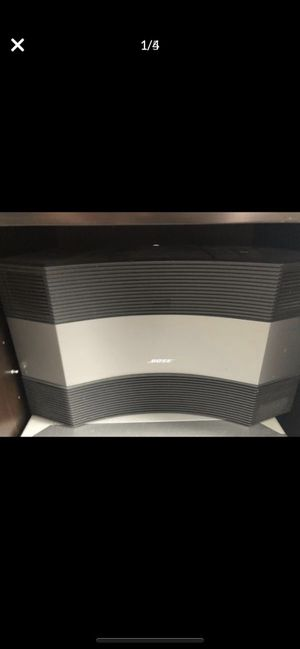BOSE Acoustic stereo for Sale in Columbus, OH