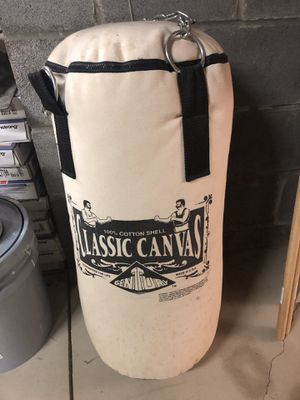 Punching bag for Sale in Brecksville, OH