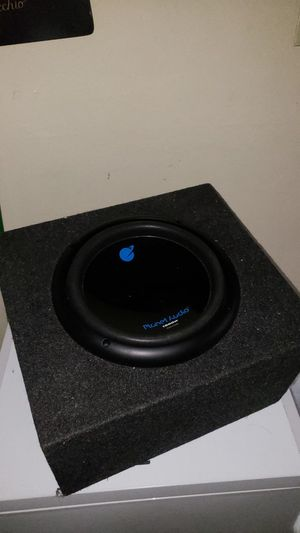 """Planet Audio 10"""" Subwoofer for Sale in St. Louis, MO"""