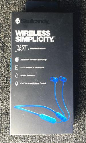 Skullcandy Jib XT / Bluetooth Wireless Earbuds for Sale in BROOKSIDE VL, TX
