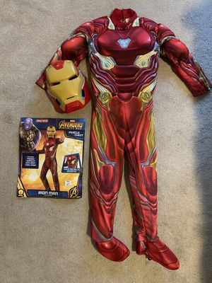 Ironman Costume size 4-6 for Sale in Aloha, OR