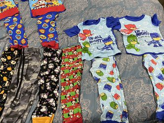 3t Boy Pj Bundle for Sale in East Stroudsburg,  PA