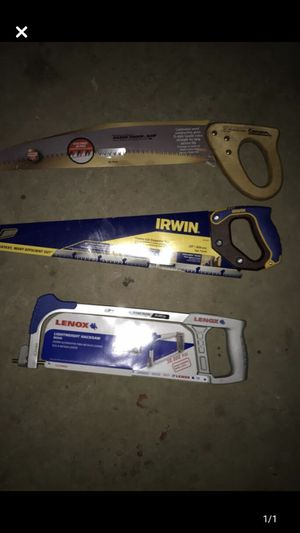 New saws for Sale in Silver Lake, OH