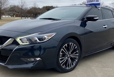2017 Nissan Maxima for Sale in  Richardson,  TX