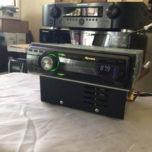 Pioneer Premier DEH-P480MP Car Stereo w/ Bluetooth Adapter for Sale in Hawthorne, CA