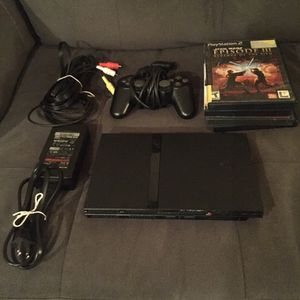 Ps2 Slim for Sale in Federal Way, WA
