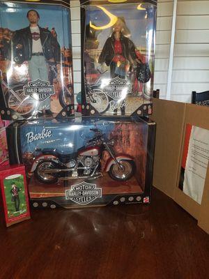 Barbie Harley Davidson set for Sale in Fife, WA