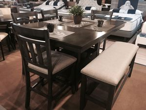 Counter height dining set. for Sale in Norwalk, CA