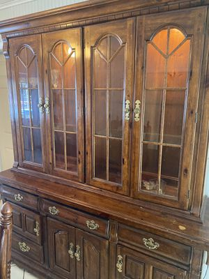 China cabinet for Sale in Palm Harbor, FL