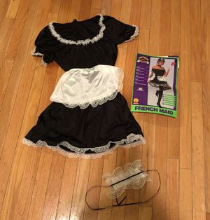 Halloween costume French maid for Sale in Pittsburgh, PA