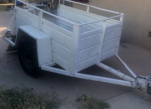 Trailer heavy duty for Sale in Fresno, CA