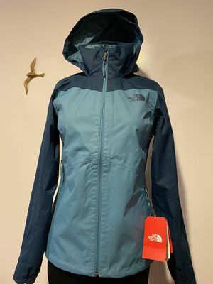 The North Face Dryvent women's light hooded rain jacket , size XS for Sale in Everett, WA