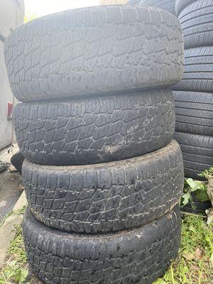 Pirelli tires 70% tread 265/65/17 for Sale in Springfield, VA