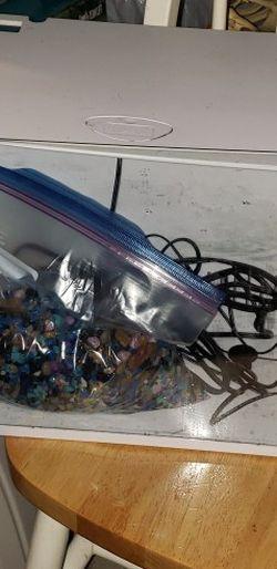Beginner Fish Tank 5gal for Sale in Roseville,  MI