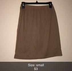 Beige Skirt for Sale in Wichita,  KS