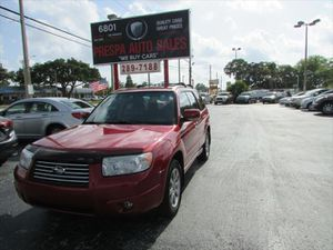 2007 Subaru Forester for Sale in Pinellas Park, FL