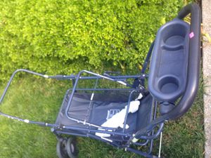 Double infant car seat frame for Sale in Franklin, TN