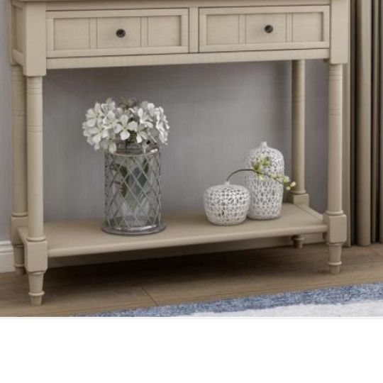 Console Table. New In Box