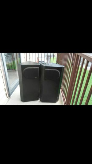 2 Bose 401 Direct/Reflecting with Stereo Space Array for Sale in Nashville, TN