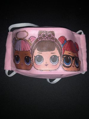 $12 LOL Doll/ kids groups age 6-9/ 3D style for Sale in Grand Prairie, TX