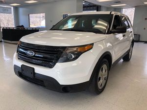 2014 Ford Utility Police Interceptor for Sale in Phillipston, MA