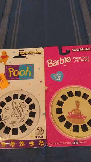 Vintage view master Barbie and Pooh. for Sale in Winter Haven, FL