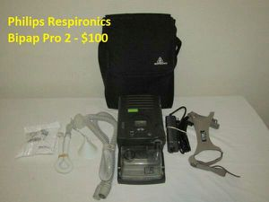 Philips Respironics REMstar BiPAP Pro 2 CPAP Breathing Machine for Sale in Jacksonville, FL