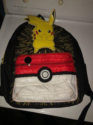 Pokemon backpack for Sale in Stockton, CA