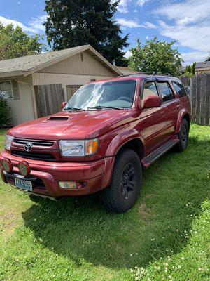 2002 Toyota 4Runner 4x4 for Sale in Renton, WA