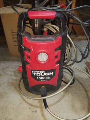Hyper though pressure washer for Sale in San Jacinto, CA