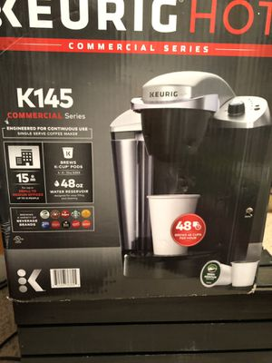 Keurig K145 Commercial for Sale in Alexandria, VA