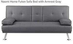 Naomi Home Futon sofa bed for Sale in Brooklyn, NY