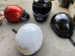 Motorcycle helmets small for Sale in La Palma, CA
